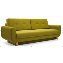 Диван-кровать LAYLA зеленый