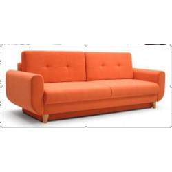 Диван-кровать LAYLA оранжевый