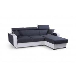 Диван-кровать IMPERIO серый