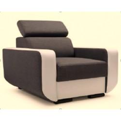 Кресло ENZO коричневый