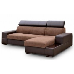 Диван-кровать LACOSTE коричневый