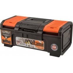 """Ящик для инструментов Boombox 16"""" черный/оранжевый"""