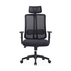 офисное кресло KW113 чёр.
