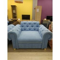 кресло PRINCE синий