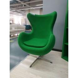кресло Egg Chair 603A зеленый