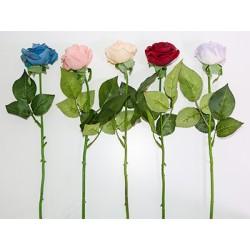 искусст./цветы Роза в асс. 50см JM-004-070
