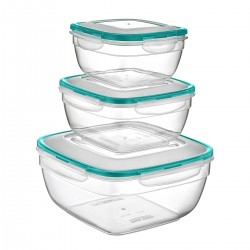 набор контейнеров FRESH BOX LC-300 3шт